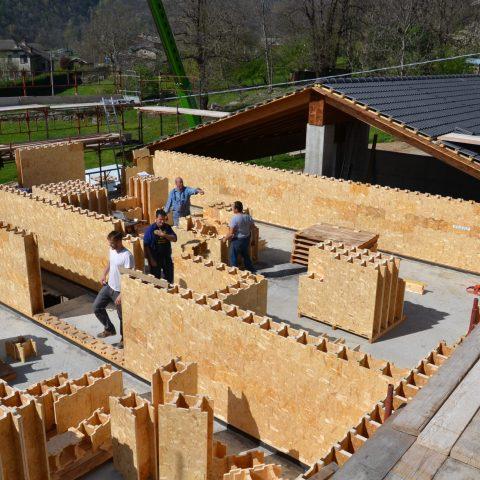 La casa «full electric» ad alta efficienza è pronta in 20 giorni